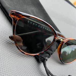 Quay Australia Cat Eye Sunglasses